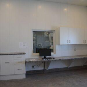 Dairy Barn Control Room | ARCO Building Industries