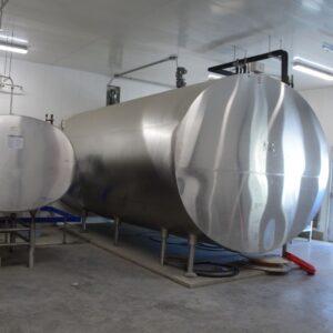 Dairy Barn Storage Room | ARCO Building Industries