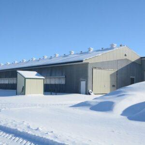 Barn Exterior | ARCO Building