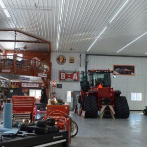 Workshop Interior | ARCO Building